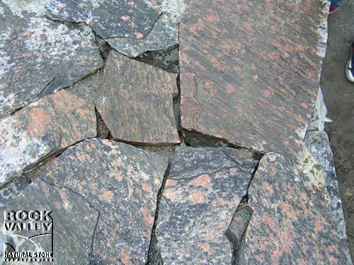 random flagstone   muskoka granite random flagstone