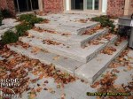Indus Valley Slate Grey Sandstone Steps