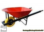 Wheelbarrow 6 cu.ft., Solid-Tire